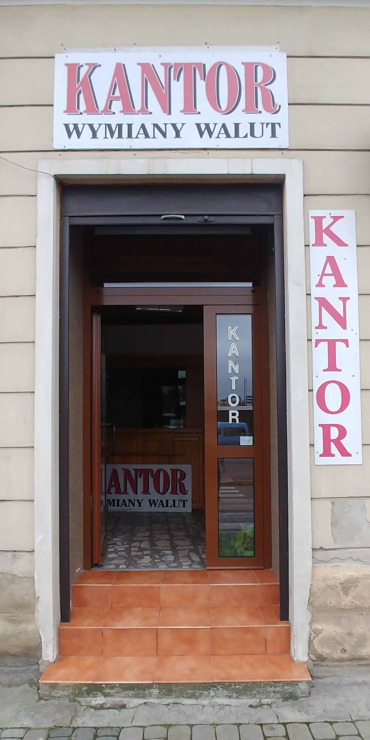 Kantor Rzeszów Grottgera 2
